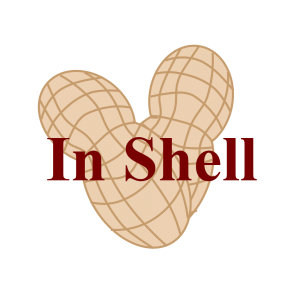 InShell Peanut Graphic
